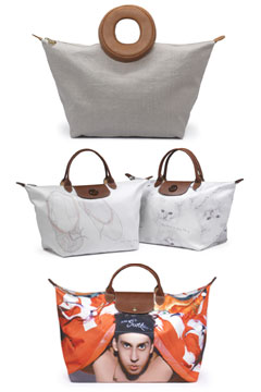 Celebrates longchamp the 20th anniversary of andam recommend to wear for autumn in 2019
